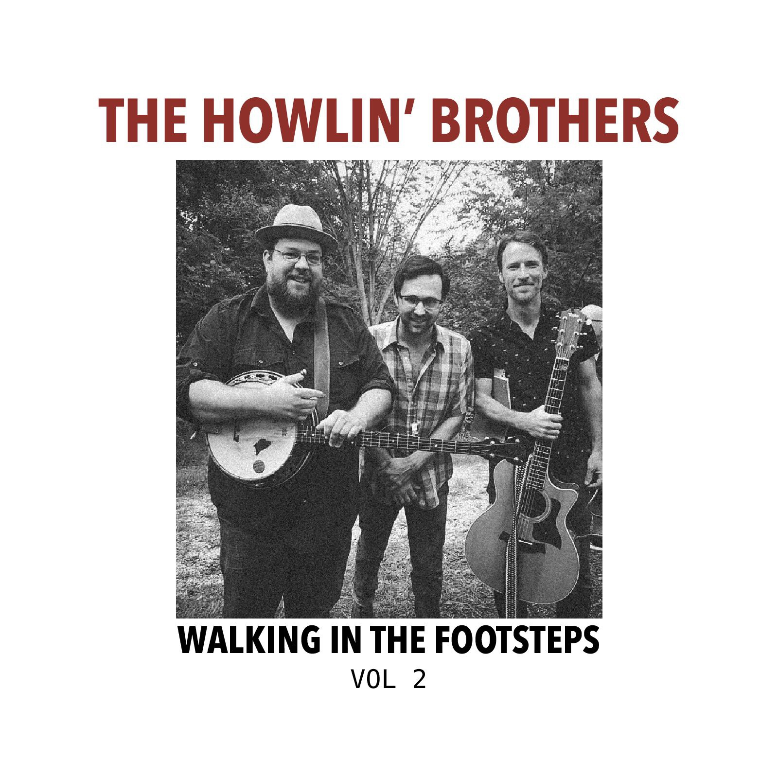 Walking in the Footsteps 2 (available now)